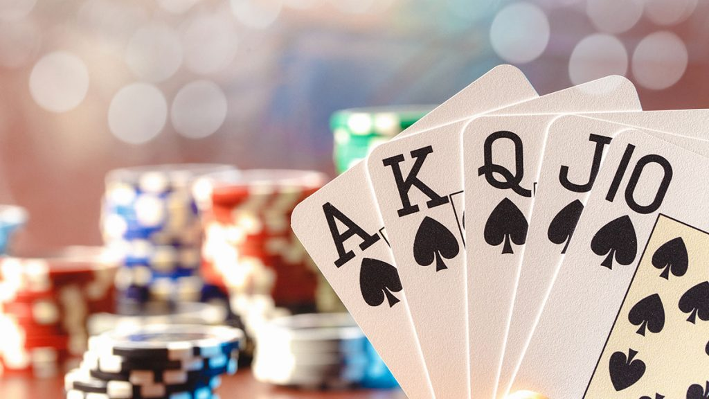 5 different types of gamblers: